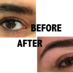 WATCH OUT, THERE'S NEW BROWS IN TOWN